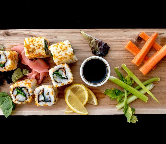 Sushi bar – czy to dobre miejsce na randkę?