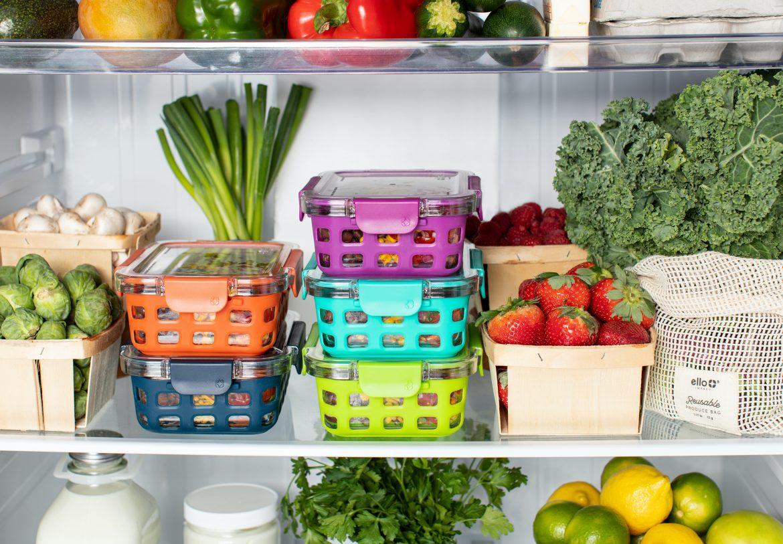 Jak przechowywać owoce i warzywa aby na dłużej zachować ich świeżość?