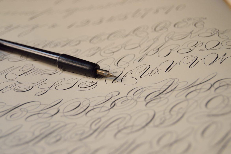 Kaligrafia jest dla wszystkich